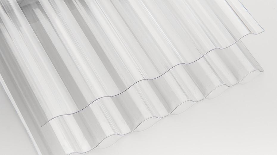 无色透明PC板材 采光板