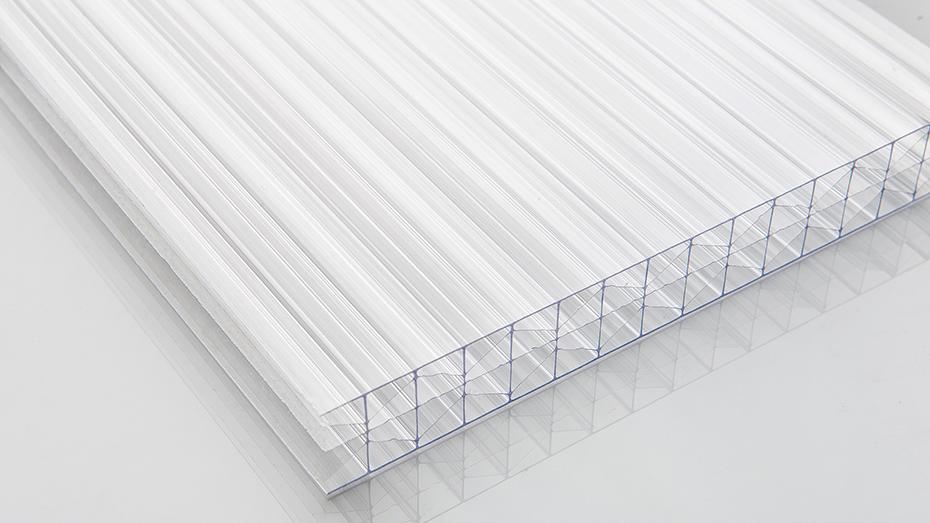 无色透明三层板 阳光板