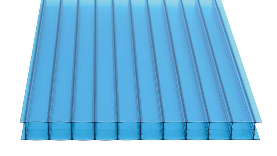 有色四层板 阳光板