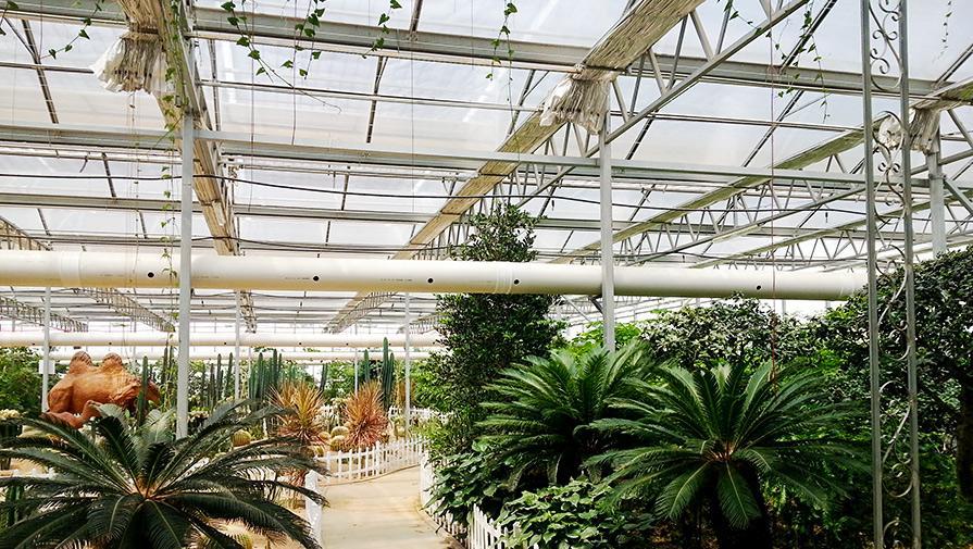 温室阳光板工程案例