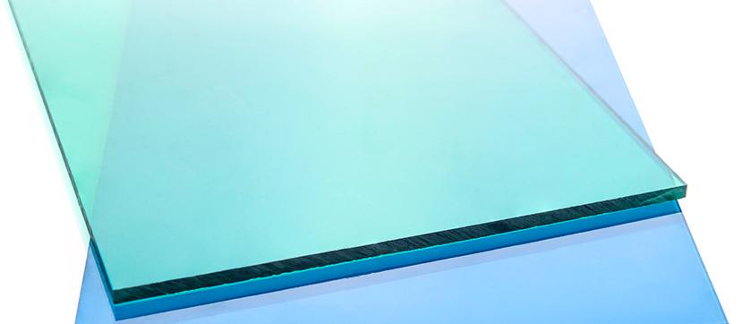 耐力板真反面要怎么区分开来?
