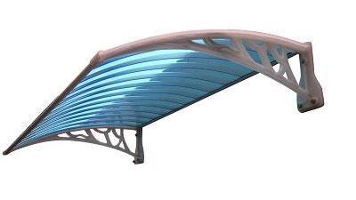 雨阳蓬组件结构