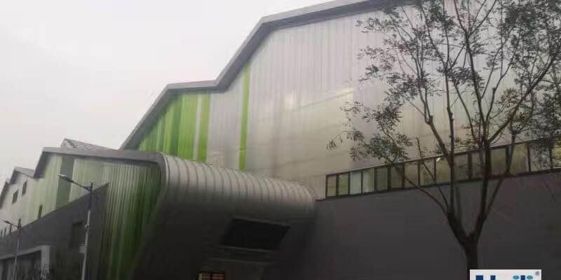 聚碳酸酯墙板系统